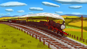 James' Crash