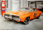 1969 DODGE CHARGER R/T 'GENERAL LEE'