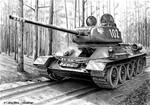 T-34/85 'RUDY'