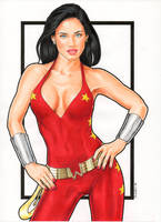 Wonder Girl by Promethean-Arts