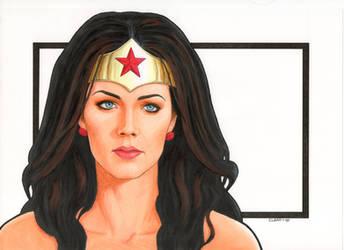 Wonder Woman by Promethean-Arts