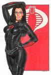 G I Joe ( Action Force ) Baroness