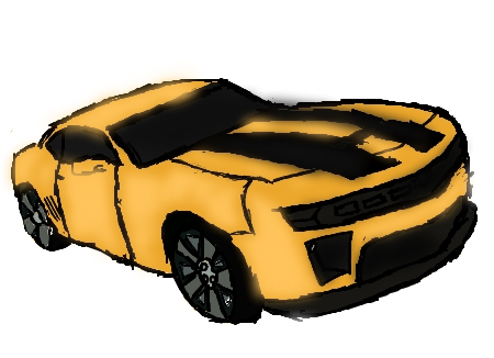 Transformers Bumblebee Car by DJBumblebee100 on DeviantArt