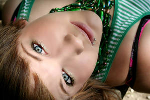 Blue eyes by skandalvoll