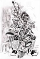 DRAGONNAIRE_ARMOR DESIGN_plain by artistmyx