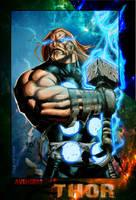 Thor by artistmyx