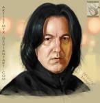 Professor Snape  - Study #6