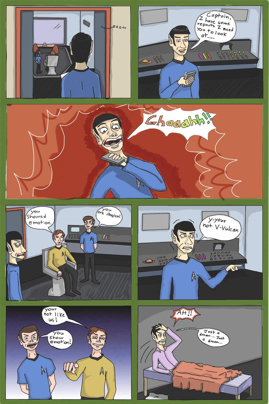 Spock's Nightmare
