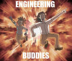 SERIOUS ENGINEERING BUDDIES by MrDataTheAwesome