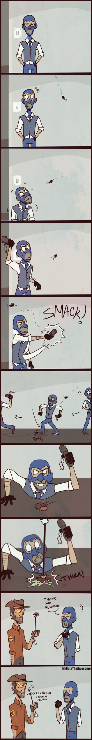 TF2- Great Protein Mate by MrDataTheAwesome