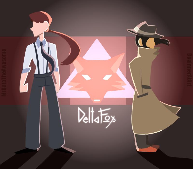 DeltaFox~ by MrDataTheAwesome