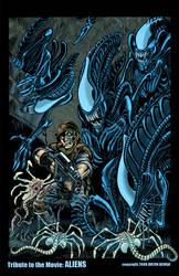 Aliens by BryanBaugh