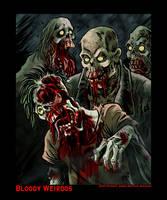 Bloody Weirdos by BryanBaugh
