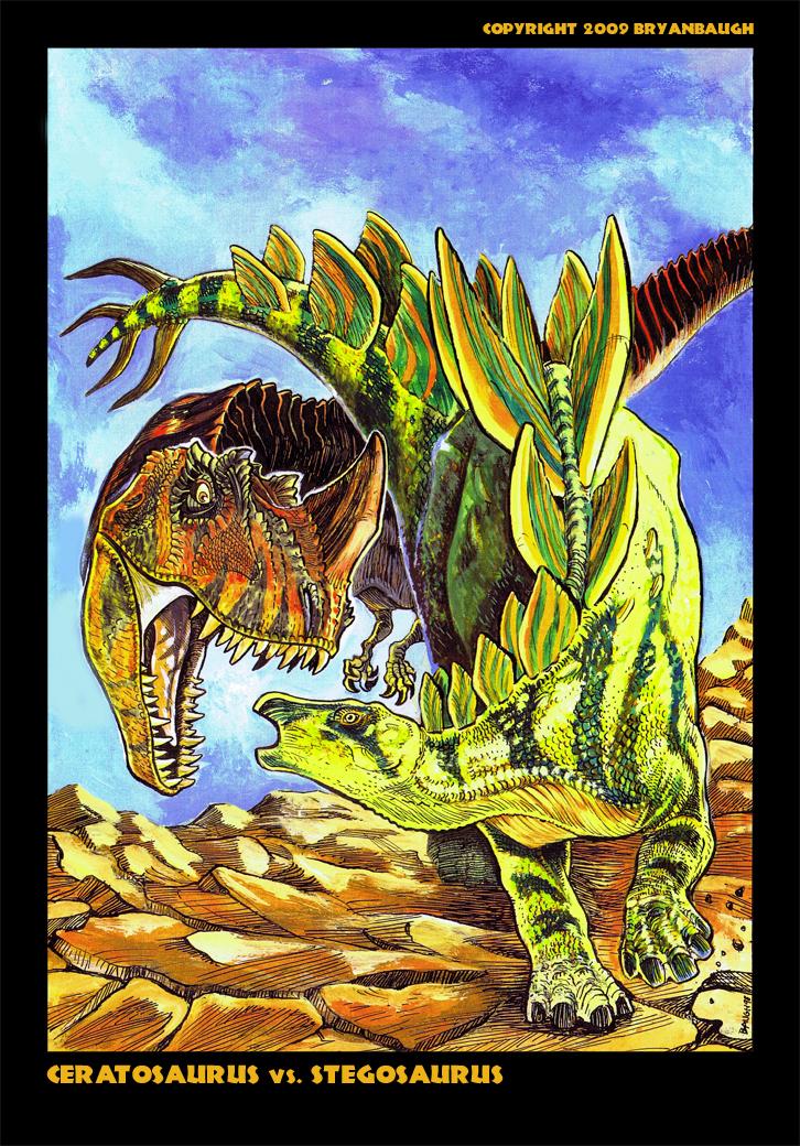 Pin Ceratosaurus Vs Venatosaurus Pivot Dinosaur Hunters Vastatosaurus ...