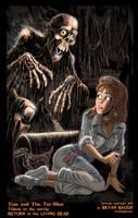 Tina and the Tarman by BryanBaugh