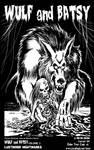 Wulf and Batsy Volume 2 ferocious promo art