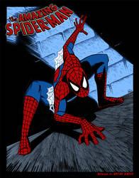 Spiderman by BryanBaugh