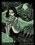 Julia Adams and the Black Lagoon