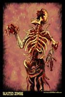 Blasted Zombie by BryanBaugh
