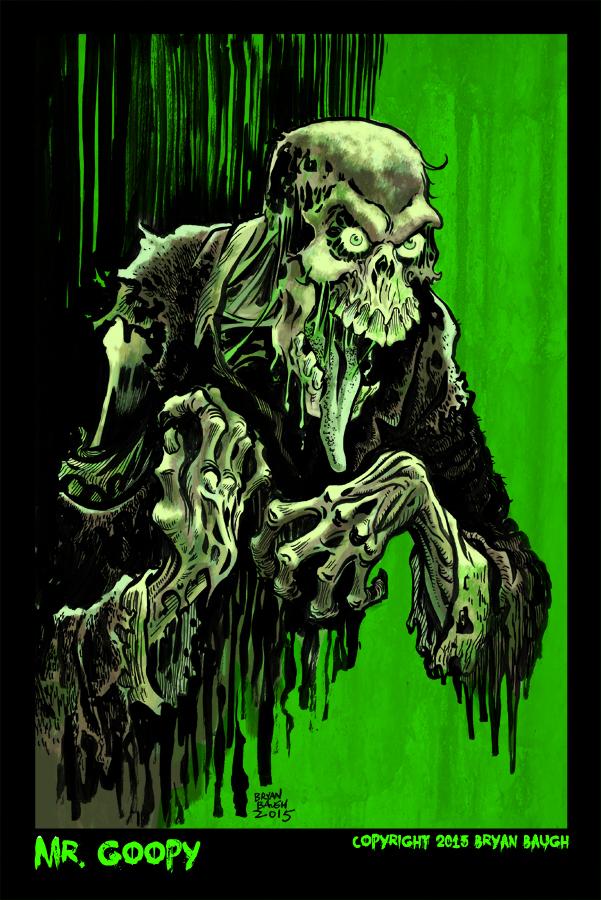 Mr.Goopy by BryanBaugh
