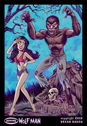 Aurora Wolfman by BryanBaugh