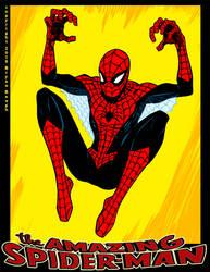 Spider Man 2016 by BryanBaugh