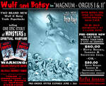 WULF and BATSY: MAGNUM ORGUS PreOrder Deal