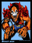 Beast Man from Masters of the Universe