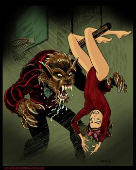 Attack of the Teenage Werewolf