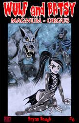 Wulf and Batsy in Magnum Orgus digital issue 6