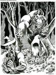 Patterson Meets Sasquatch