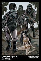 PLANET of the APES: Ursus and Nova