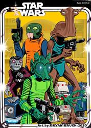 Star Wars 1977: Kenner Cantina
