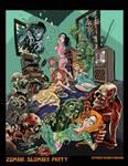Zombie Slumber Party
