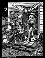 Trick Or Treat by BryanBaugh
