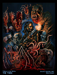 The Thing by BryanBaugh