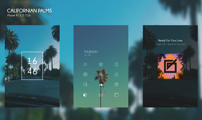 Californian Palms by Deorro