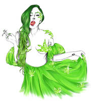 Princess High by MarrowMelow