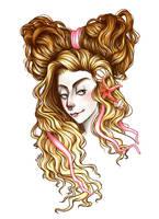 Botticelli Punk by MarrowMelow