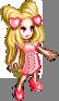 Gypsy Sukkiri - Pixel ART by MarrowMelow