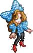 Gaga As Dorothy - Pixel ART by MarrowMelow