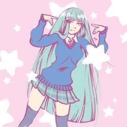 Me! Me! Me! x GIRL
