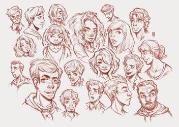 rough sketches 02