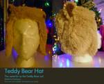 Teddy Bear Hat -Sold