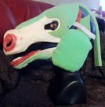 Horse Head WIP