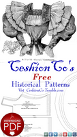 Free Victorian Sewing Patterns