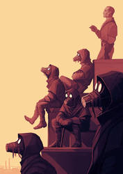 Dishonored: The Whalers by coupleofkooks