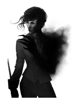 Dishonored: Emily The Butcher