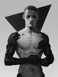 Augmented Outsider by coupleofkooks