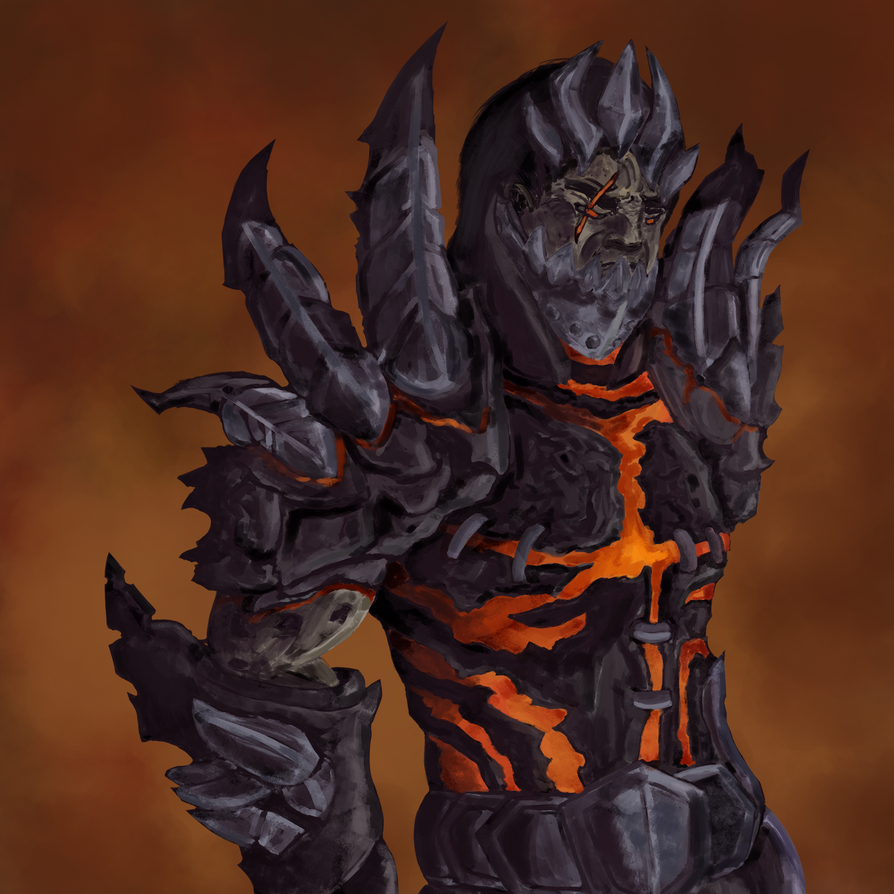 Warcraft - Human Deathwing by theklocko on DeviantArt